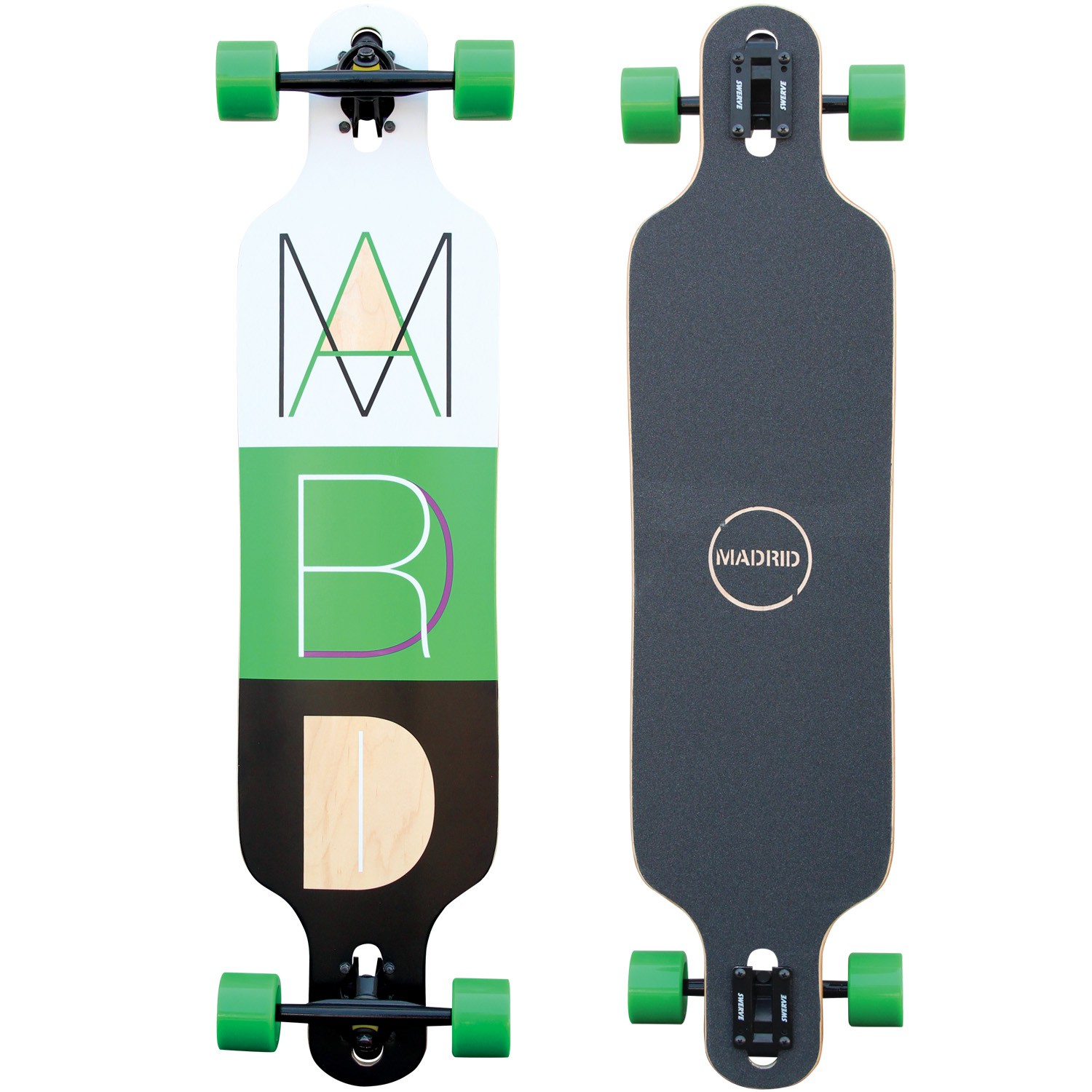 madrid longboard trance 39 cutout 2 junky. Black Bedroom Furniture Sets. Home Design Ideas