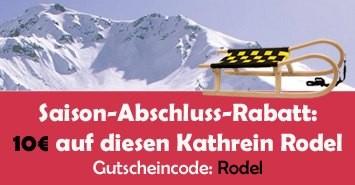 Kathrein Rodel Gutschein